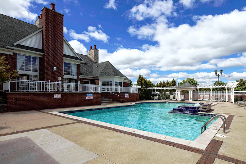 Apartments In Bloomfield Township Mi